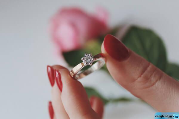 تفسير حلم الخاتم للمتزوجة