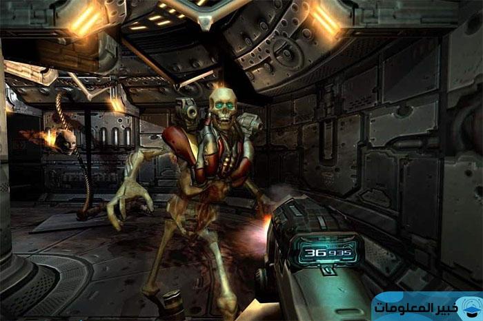 مميزات تحميل لعبة Doom 3 للكمبيوتر